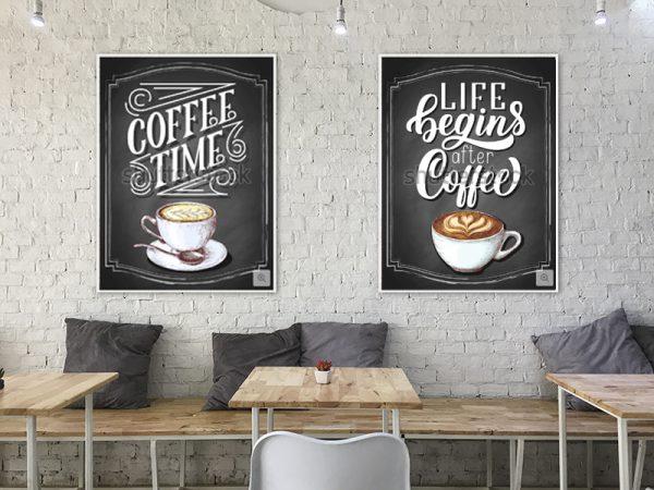 TRANH COFFEE-TRÀ SỮA TCTS015