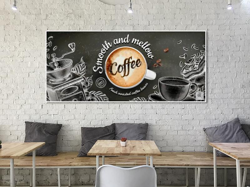 TRANH COFFEE-TRÀ SỮA TCTS016