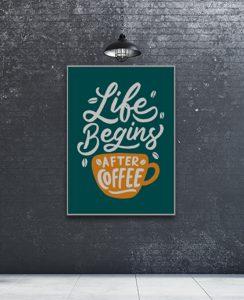 TRANH COFFEE-TRÀ SỮA TCTS006