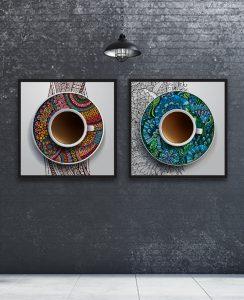 TRANH COFFEE-TRÀ SỮA TCTS008