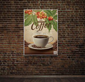 TRANH COFFEE-TRÀ SỮA TCTS014